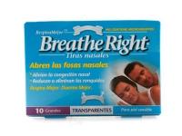 BREATHE RIGHT T- GDE 10 U