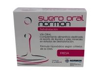 SUERO ORAL NORMON FRESA 250 ML 2 U