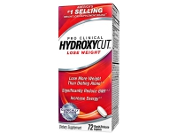 HYDROXYCUT PRO CLINICAL 72 COMPRIMIDOS