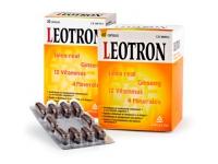 LEOTRON COMPLEX ANGELINI 30 CAPS